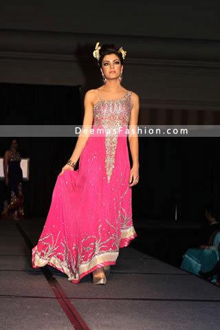 Buy Latest Designer Wear - Elegant White Anarkali Dress