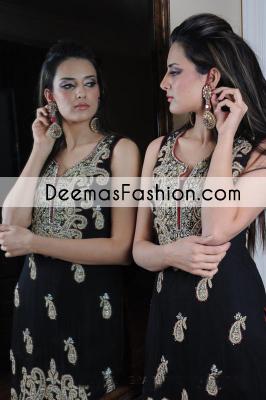 Black Heavy Formal Party Dress